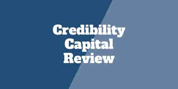 credibility capital review