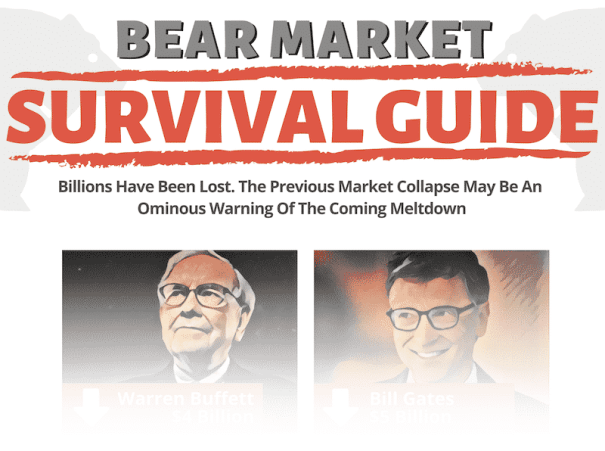 preview infographic bear market survival guide