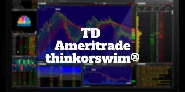 what is td ameritrade thinkorswim