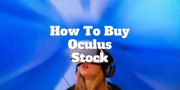how to buy oculus stock
