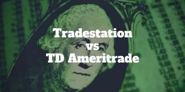 tradestation vs td ameritrade