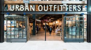 URBN stock urban outfitters stock