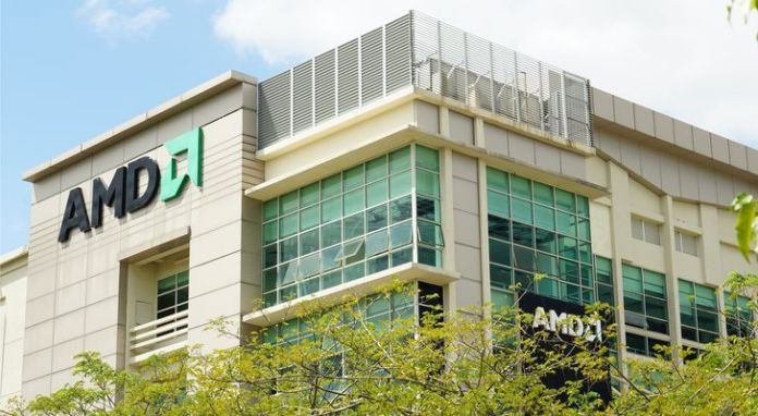 Top Stocks of 2018 No. 8:Advanced Micro Devices (AMD)