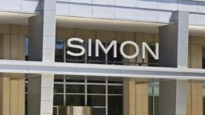 fasáda budovy spoločnosti Simon Property Group (SPG)