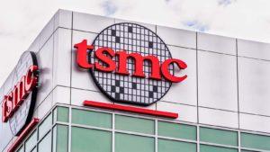 immagine dell'edificio per uffici TSM semiconductor