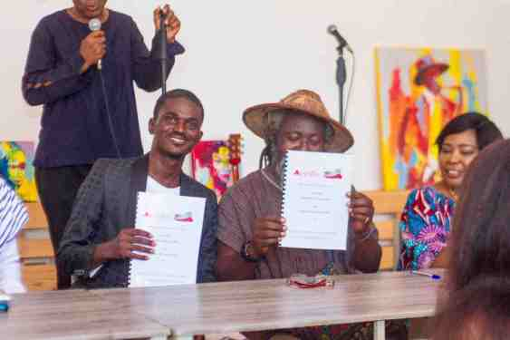 MUSIGA; Grtr. Accra Signs M.O.U With Apprise Music