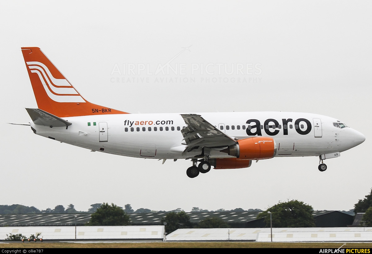 Nigerian Aero Contractors Lagos Benin Boeing Murtala Muhammed