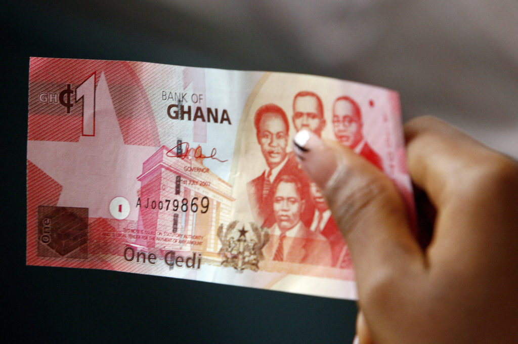 Ghana To Introduce Higher Denominations Of Local Currency, New Coin