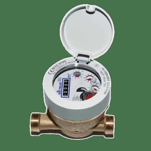 Высокоточный одноструйный счетчик холодной воды 820 Sensus
