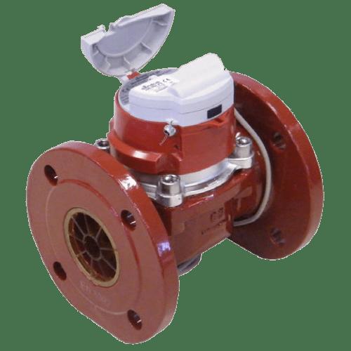 Турбинный счетчик горячей воды MeiStream FS (до 90 °C)