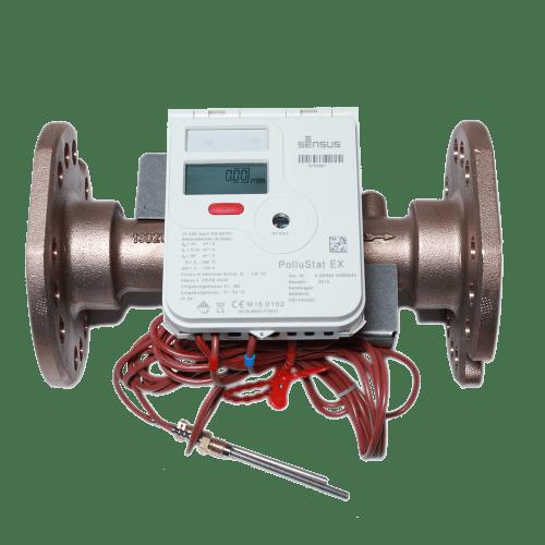 Ультразвуковой теплосчетчик PolluStat EX, E (DN 50-100)