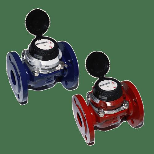 Турбиные счетчики холодной и горячей воды WP-Dynamic (Cosmos WPD)
