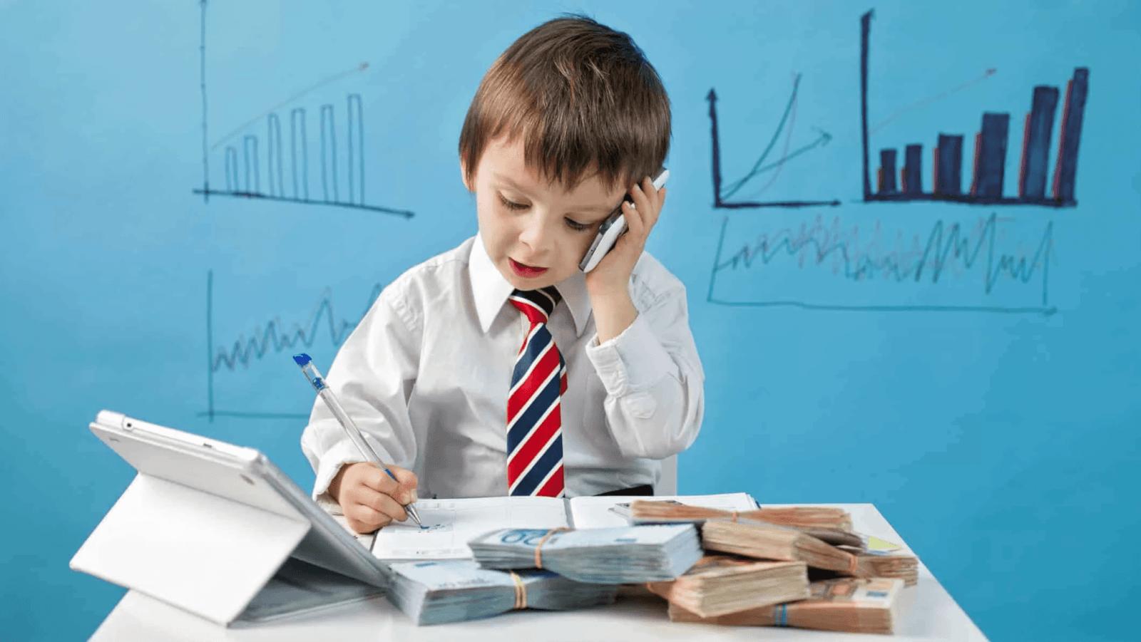 Финансовая грамотность для детей и подростков