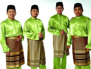 Malaysia: Baju melayu