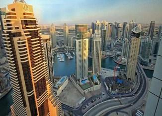 Dubai property sector got a boost in 2013