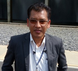 amrong Saiya, Assistant Director of Chana Power Plant
