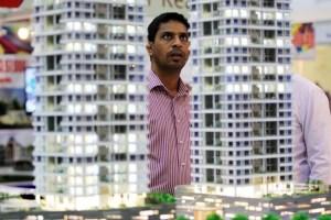 Dubai Indian business people