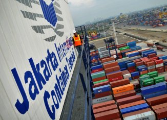 Indonesia's trade surplus swelled in March