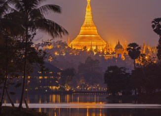 Wealth report picks Yangon as one of four 'Cities of the Future'