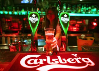 Carlsberg begins brewing beer in Myanmar