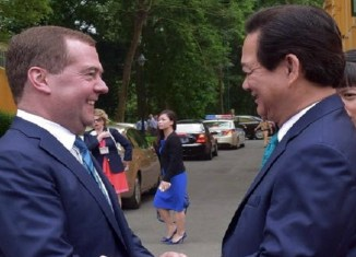 Vietnam signs first free trade deal with Russia-led EEU economic block