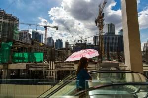 Philippine economy slowdown