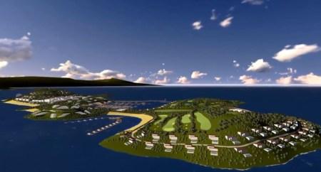 LuxDream Island_Zochwell Group