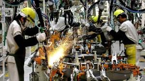 Toyota factory thailand