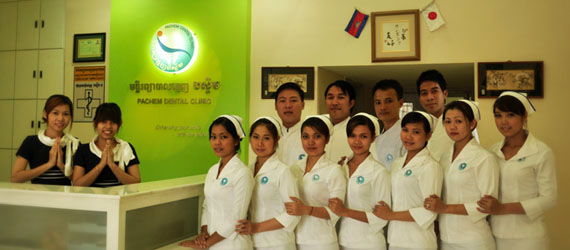 Cambodia aims at becoming hub for dental tourism