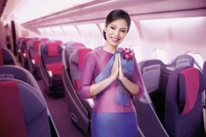 Best economy: Thai Airways