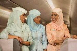 Royal Brunei uniforms