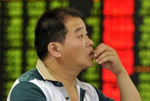 Asia stock trader