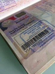 Indonesia visa on arrival_Arno Maierbrugger