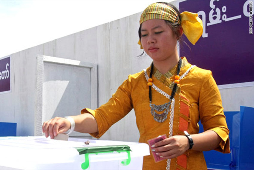 Myanmar releases final list of election candidates