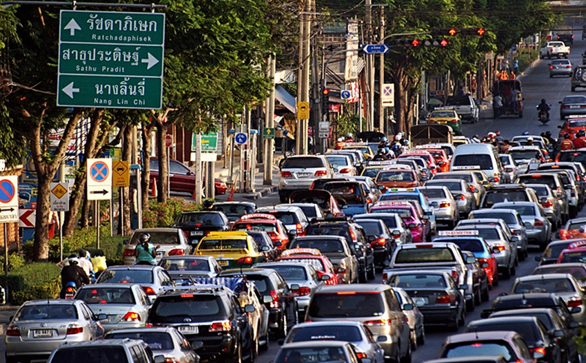 Thailand, Philippines among countries with worst traffic globally