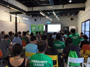 Events - TechStars ASEAN Community Leaders Summit held recently at The Co