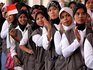 Indonesia maid