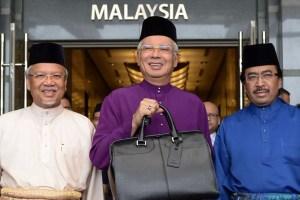 Najib Razak Budget 2016