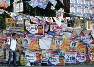 Record high: 130 contenders want to become Philippine president