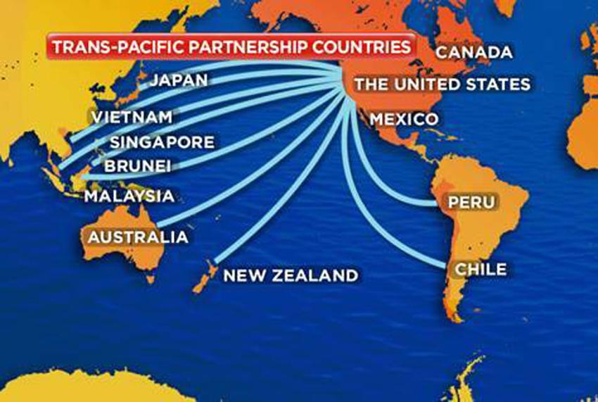 Joseph Stiglitz: The trans-pacific free-trade (TPP) charade
