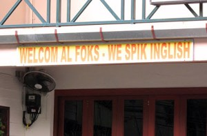 we-spik-inglish