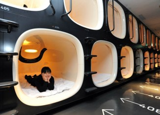 Thailand tourism arrivals at record high – capsule hotel to open