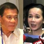 Duterte vows to halve crime rate – Poe still hopeful to run in Philippine polls