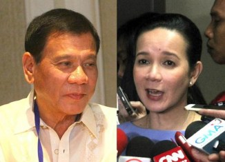 Duterte vows to halve crime rate – Poe still hopeful to run in Philippine polls