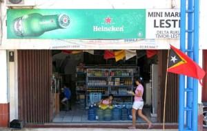 East Timor Heineken