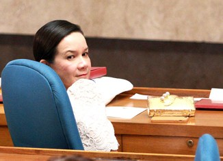 Grace Poe kept on Philippine general election list for now
