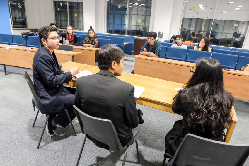 ASEAN students discuss Myanmar's future role
