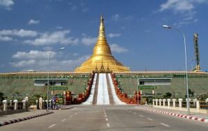 Naypyidaw pagoda