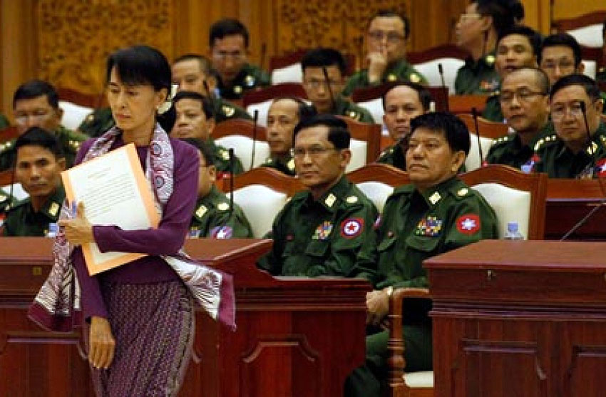 Myanmar's new parliament to start sessions on February 1