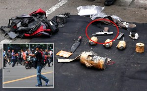 Jakarta attack arsenal